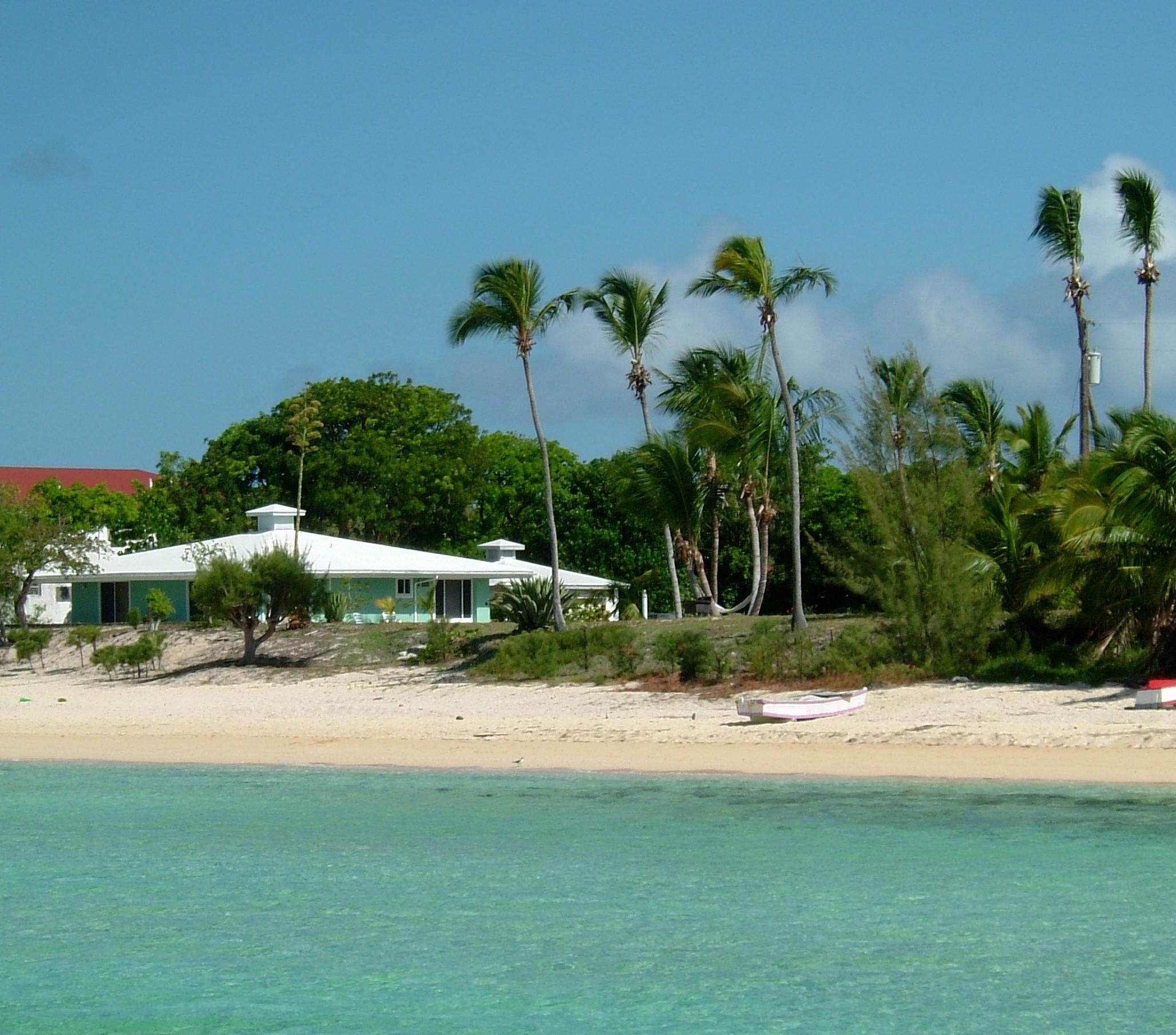 The Barefoot Beach House